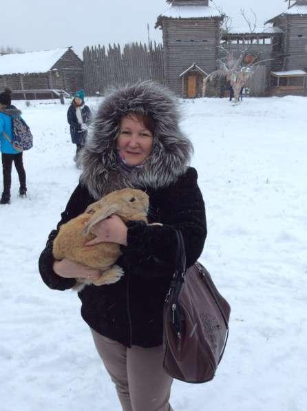 Ольга, 44 года, хочет пообщаться