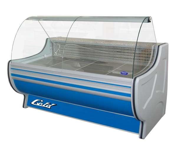 Продам горизонтальную холодильную витрину бу