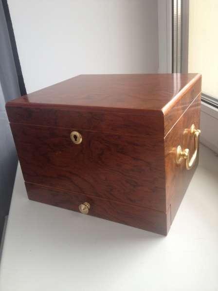 Хьюмидор -коробка для сигар