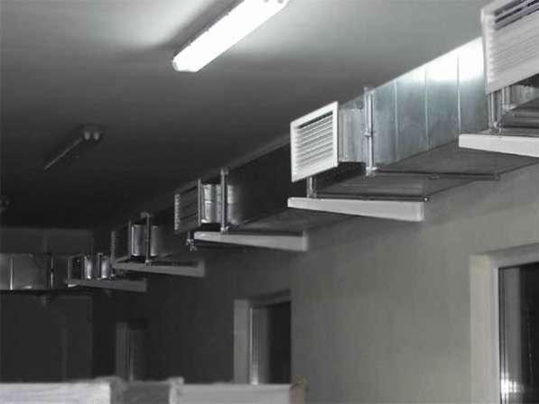 Системы вентиляции и охлаждения