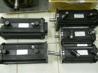 Ремонт серводвигателей сервомоторов