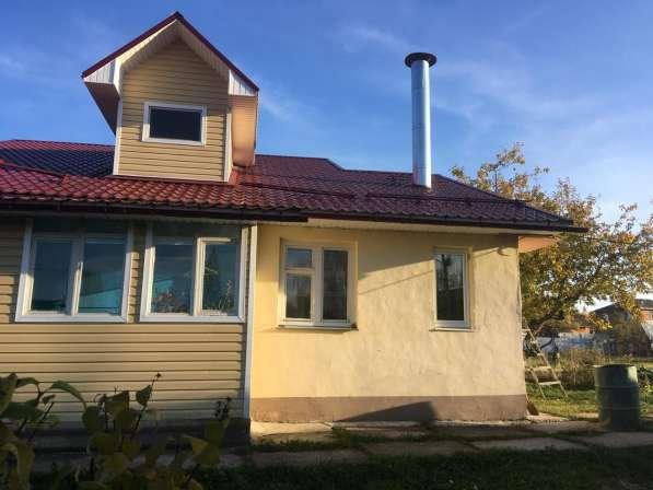 Продается кирпичный дом в с. Новопетровское Истринского р-на в Москве фото 3