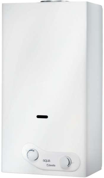 Газовые проточные водонагреватели IDRABAGNO AQUA 11