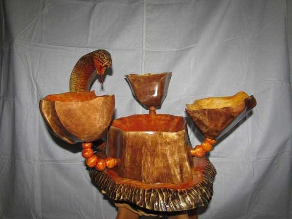 Коллекция вазочек ручная штучная работа сувель берёзы