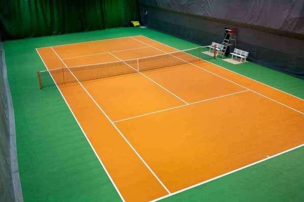 Теннисный корт по доступной цене и в минимальные сроки