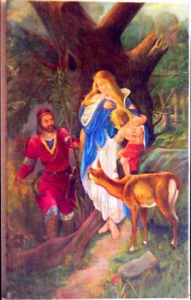 Картина 19 века