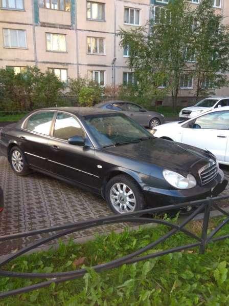 Hyundai, Sonata, продажа в Санкт-Петербурге в Санкт-Петербурге фото 11