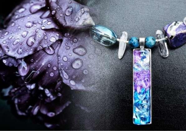 Украшения ручной работы с натуральными камнями в Ижевске фото 7