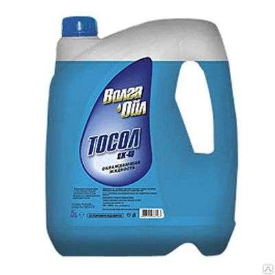 Тосол ВолгаОйл ОЖ-40 5 литров