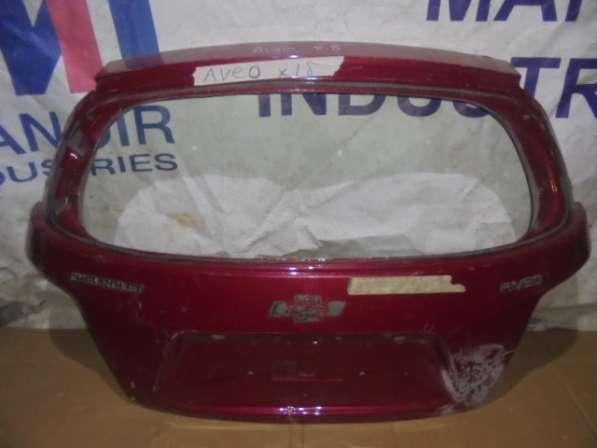 Багажник на Авео Т255