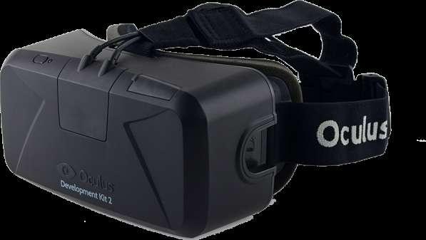 Шлем виртуальной реальности Oculus Rift 2DK