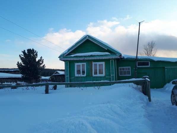 Продам или обменяю дом 130 км от Екб
