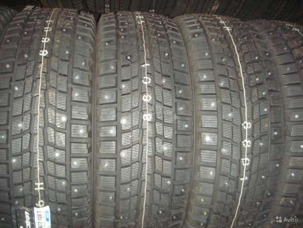 Новые шипы Dunlop 215/60 R17 Winter ICE01