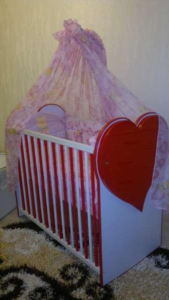 Кроватка для девочки в Калининграде