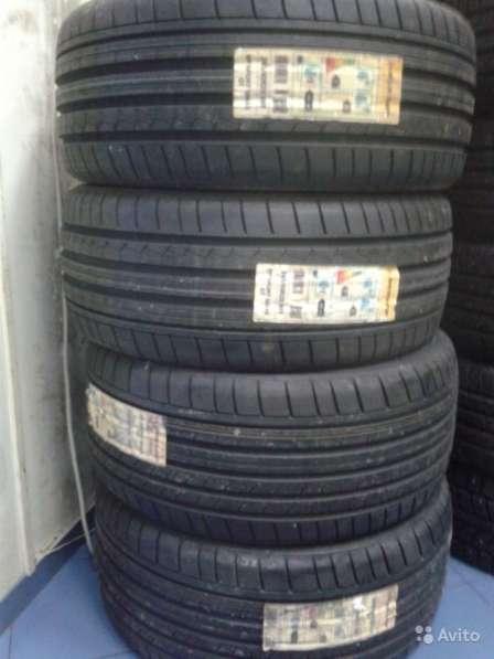 Новые немецкие Dunlop 235 50 R18 SportMax GT
