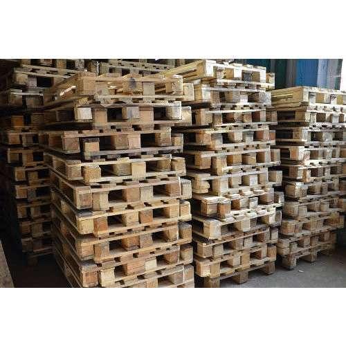 Поддоны деревянные б/у