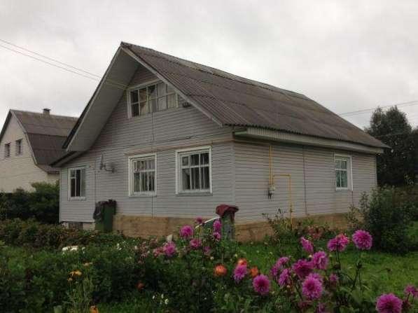 Дом в д. Шаблыкино