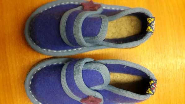 Обувь из войлока в Челябинске фото 5