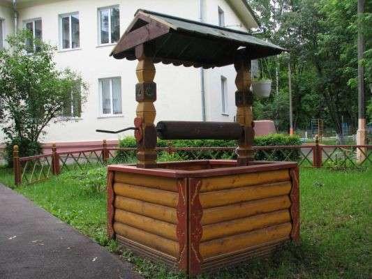 Изготавливаем деревянные колодцы в Ростове-на-Дону фото 5