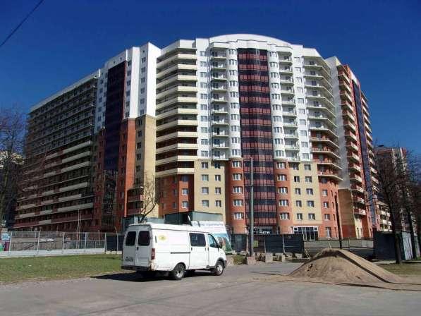 Продажа 3-комнатной квартиры 100 кв. м в сданной новостройке в Санкт-Петербурге фото 9