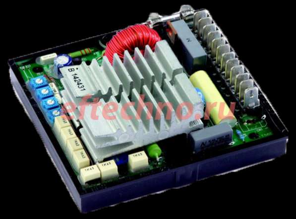 Автоматический регулятор напряжения, AVR SR7