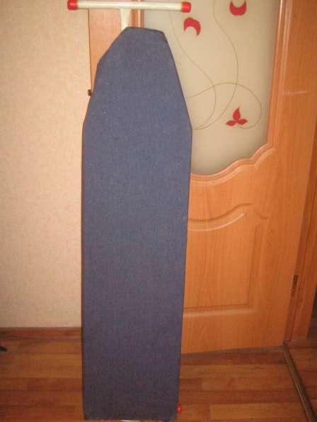 Гладильная доска, джинсовая ткань в Волгограде