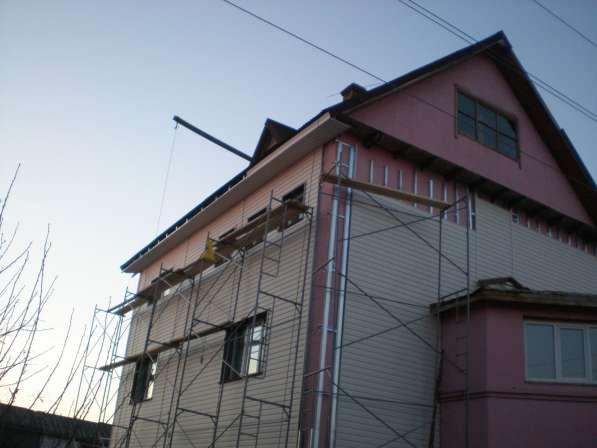 Монтаж и ремонт кровель, фасадов, мансардных окон в Новосибирске фото 5