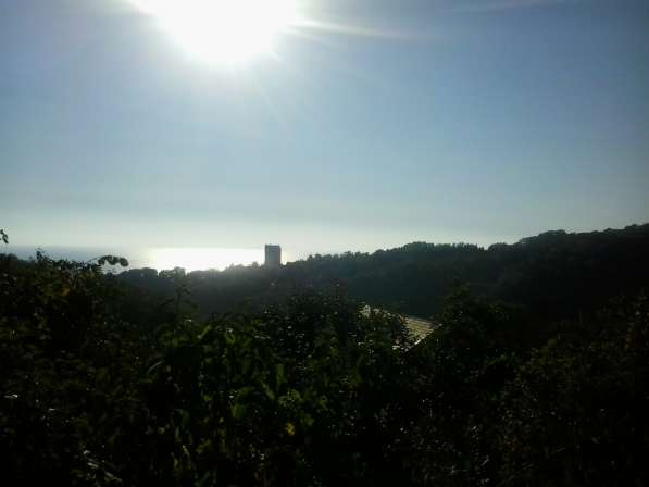 Участок с панорамным видом