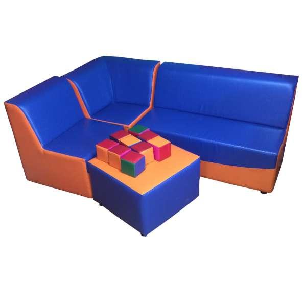 Набор мягкой детской мебели