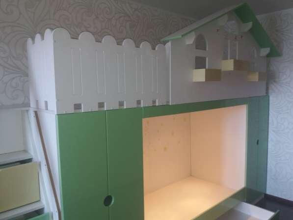 Продам двухъярусную кровать в Комсомольске-на-Амуре фото 6