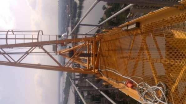 Продается башенный кран LIEBHERR 132EC-H8 FR-tronic высота 120 м