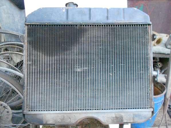 радиатор на уаз в Хабаровске