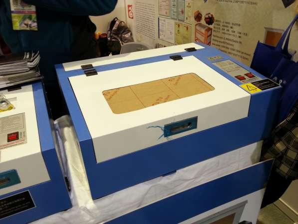 Лазерный гравер 400 на 400,плоттер, принтер, ламинатор