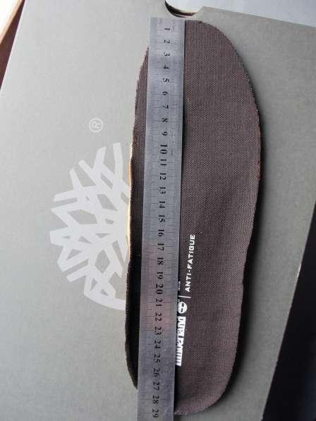 Ботинки Timberland (оригинал). Размер 44,5 в Краснодаре