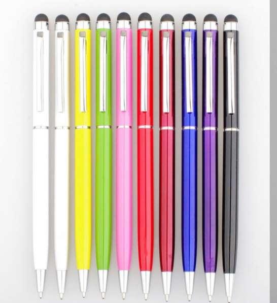 Стилус ручка гелевая