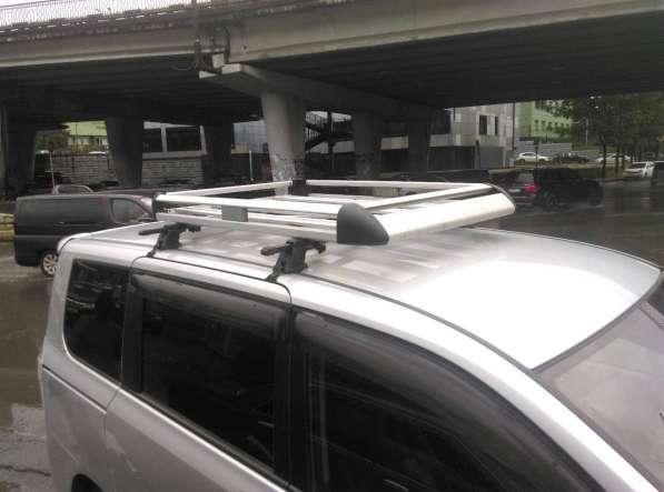 Багажник универсальный (корзина) на крышу 160х100 см (№072)