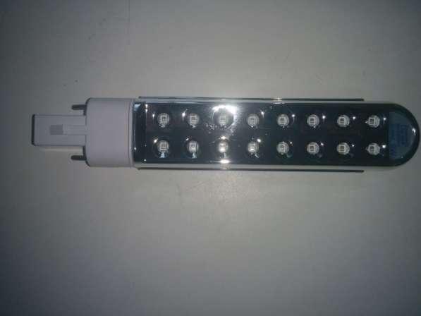 Сменная LED лампа 9 Вт. для сушки гелей и гель-лаков