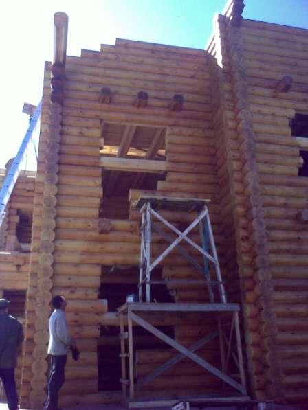 Бригада плотников в Новосибирске фото 15