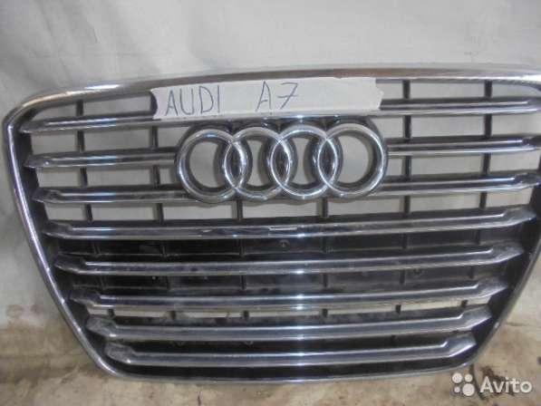 Решетка радиатора на Audi A7 S7