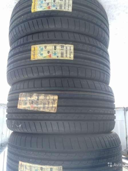Новые комплекты ранфлэт 245/40 и 275/35 Dunlop GT