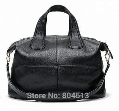 Большая, черная сумка
