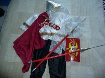 Костюм рыцаря с аксессуарами р.116-122