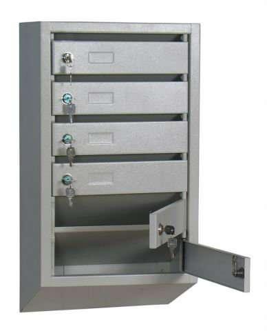 КП-6 многосекционный почтовый ящик
