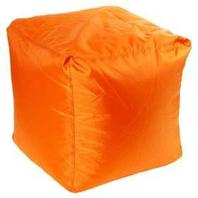 Куб 871653 пуфик оранжевый