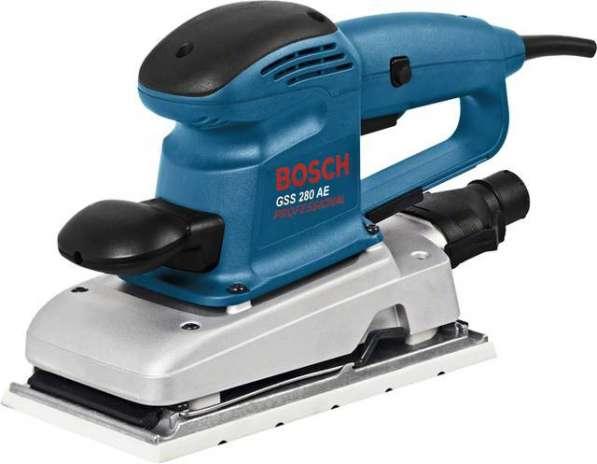 Шлифмашина вибрационная Bosch GSS 280 AE 0601293670