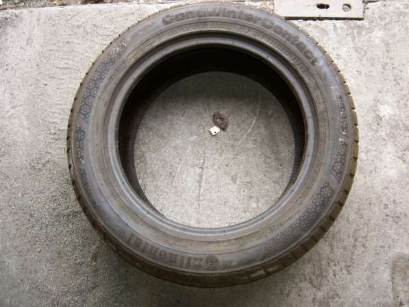 Шина 215/55 R16 93Н, «CONTINENTAL», Conti Winter contact T