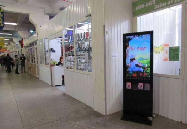 Реклама на Видеостойках