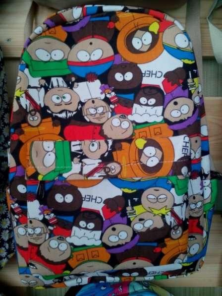 Рюкзак молодежный South Park СКИДКА!!!