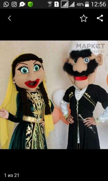Продаю и изготавливаю ростовые куклы