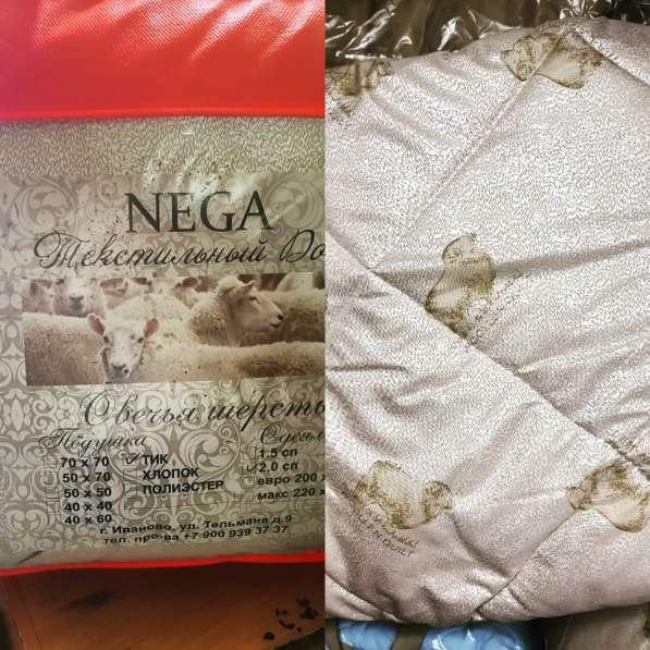 Продам подушки и одеяла в Иванове фото 10